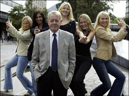 Fem kvinner har talt: Ingenting i veien med Valebrokks prostata. (Foto: Erlend Aas / SCANPIX)