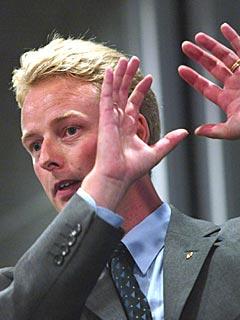 Kulturen gir god PR til kommunen, sier Terje Søviknes. Foto: Bjørn Sigurdsøn / SCANPIX.