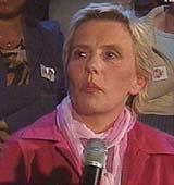 Pia Svendsgaard (SV). Foto: NRK