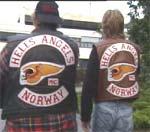 Koblingen til Hells Angels var grunnen til aksjonen, sier Terje Ottersen. (Foto: NRK)