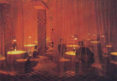 Gulleplet - konditori om dagen, salongbar om kvelden