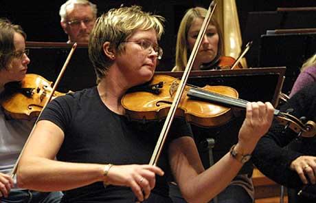 Trondheim symfoniorkester er skuffet, men ikke overrasket over at de ikke får nye stillinger. (Foto: Arne Kristian Gansmo, NRK.no/musikk)