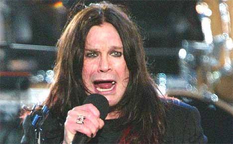 Ozzy Osbournes kommer kanskje aldri til Norge. Foto: Stephen Hire, AP.