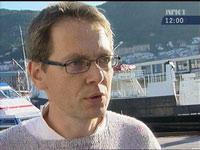Arild Sondre sekse, Informasjonsjef i HSD