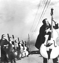 Stavanger Symfoniorkester kjøper nye musikkinstrumenter til Bagdad. Foto: Promo.