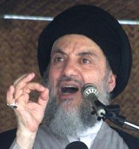 DREPT I BOMBEANGREPET: Mohammed Baqer al-Hakim (Foto: Scanpix).
