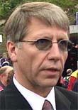 Samferdselsminister Terje Moe Gustavsen