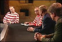 Jan Tore Kvalsvik leder debatten