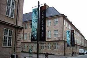 Nasjonalmuseet i København vil gi gratis adgang til publikum etter at de har motatt en uventet arv. Foto: DR Kultur