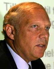 Kredittilsynets sjef Bjørn Skogstad Aamo frykter høye boliglån.