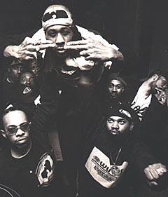 Wu-Tang Clan ligger ikke på latsiden. Foto: Promo.