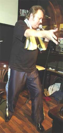Stephen Ackles har ingen planer om flere rekordforsøk. Foto: Erlend Aas / Scanpix.