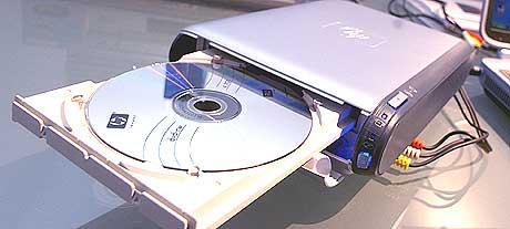 CD-brennerne er minst like mye brukt i Sør-Amerika som i Europa. Foto: AP Photo/Richard Drew.