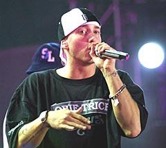 Eminem gir seg ikke som live-artist. Foto: AP Photo / WireImage, Kevin Mazur.