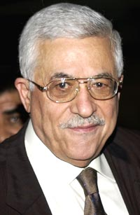 STILLER ULTIMATUM: Mahmoud Abbas (Foto: Scanpix).