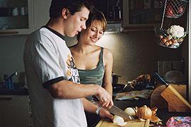 """Nicolai Cleve Broch og Pia Tjelta i filmen """"Buddy"""" som snart kanskje kommer i en Hollywood-versjon"""