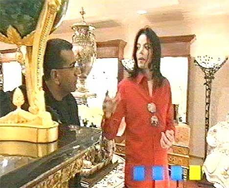 Martin Bashir følger Michael Jackson tett i dokumentaren