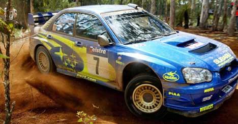 <b>Nok en seier:</b> Rally Australia (Foto: Scanpix/Tony Ashby)