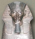 Dronning Hatshepsut brukte lausskjegg.