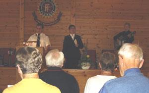 Ikke alle troende er fornøyd med KrF sin innsats. Heller ikke hos Frelsesarmeen i Brumunddal.
