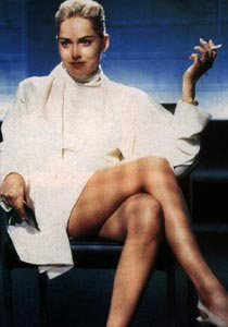 Sharon Stone er også med i den nye filmen om Cat Woman