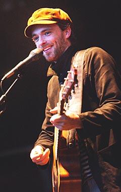 """""""Norgesvennene"""" Travis spiller tre konserter her i landet denne høsten. Foto: Heiko Junge / SCANPIX."""