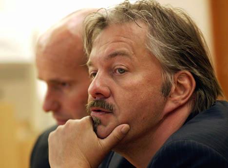 IKKE SKYLD: Trond Kristoffersen erklærte seg uskyldig da rettssaken mot ham startet. (Foto: Scanpix)