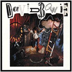 "Bowie sier du kan kaste albumet ""Never Let Me Down""."