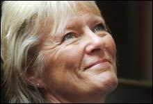 Utdanningsminister Kristin Clemet. (Foto: Scanpix)