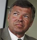 Statsminister Kjell Magne Bondevik ser på frifinninga som svært gledeleg nytt. (Foto: Knut Fjeldstad, Scanpix)