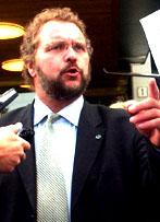 Lars Sponheim (Foto: NRK)