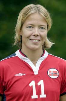 Marianne Pettersen legger opp. (Foto: Knut Fjeldstad / SCANPIX)