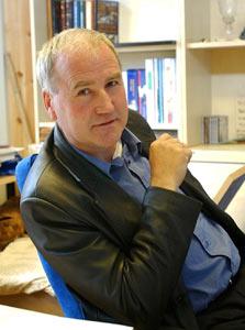Ordfører i Trysil, Ole Martin Norderhaug, er nogenlunde fornøyd med statsbudsjettet.