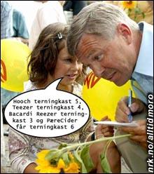 (Geir Breiviks bidrag er en av finalistene)