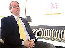 Professor Ulrik Malt