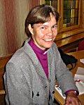 Biskop Laila Riksaasen Dahl gleder seg over samarbeid.