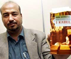 Bokhandlaren frå Kabul, Shah Mohammad Rais. (Scanpix-foto)