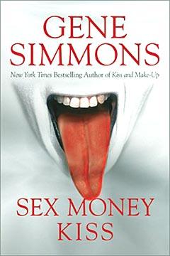 Gene Simmons' nye bok: