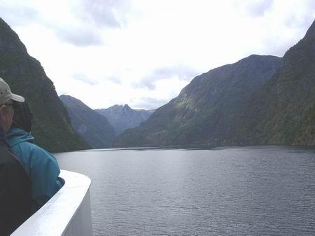 Nærøyfjorden, verdens trangeste fjord