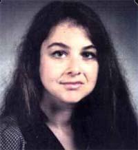 Lori Berenson i Peru i 1995, ett år før hun fikk livsvarig fengsel for terroristvirksomhet i Peru.