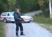 Bevæpna politi i Rollag