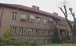 Tidligere Løkkeberg barnehjem. Guttene ble ikke trodd da de fortalte om overgrepene.