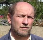 Fylkesleder i Telemark Krf, Øyvind Dahl.