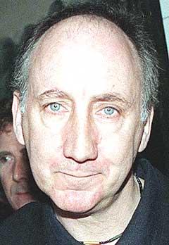 Pete Townshend fra The Who ble i mai frikjent for alle anklagene om besittelse av barneporno. Foto: AP Photo / Stefan Rousseau.