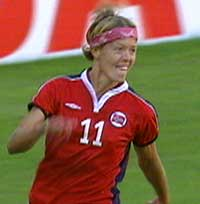 Marianne Pettersen har vært Norges beste spiller i VM.