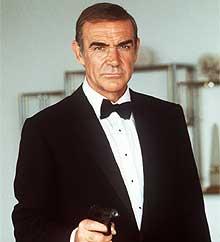 Sean Connery som James Bond i
