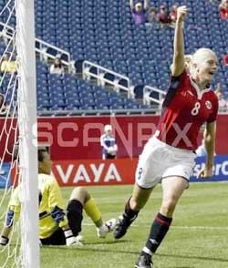 Norge er avhengig av at Solveig Gulbrandsen lykkes. (Foto: Reuters/Scanpix)