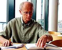 Professor Jan Frithjof Bernt