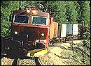 Roxbergh vil sende mer gods med jernbane. ( Foto: Arkiv )