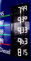 Det kan bli dyrere å fylle bensin i Ålesund.